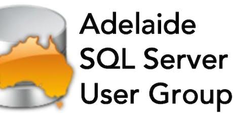 Adelaide Data & Analytics User Group with Phil Seamark tickets