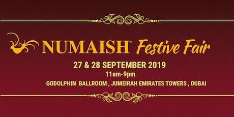 Numaish Festive Fair tickets