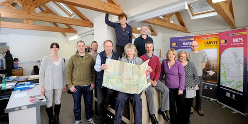 Selling your business? Find out why Harvey Maps and Jerba Campervans became employee owned
