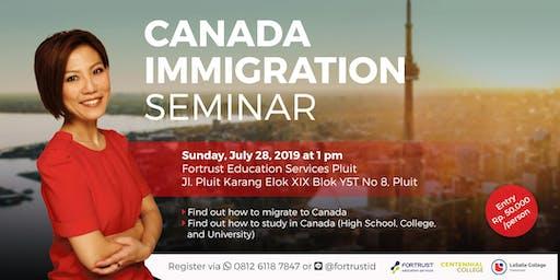 Canada Migration Seminar