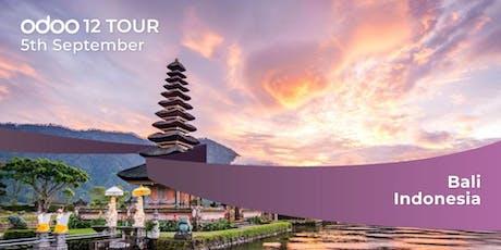 Odoo 12 Tour Bali tickets