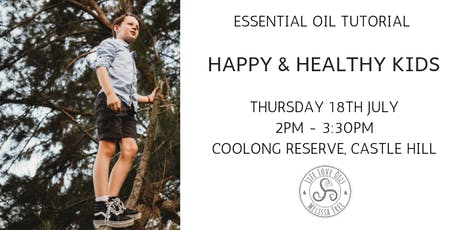 Happy & Healthy Kids using Natural Solutions tickets
