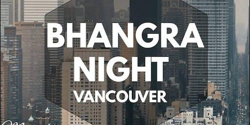 BHANGRA NIGHT VANCOUVER