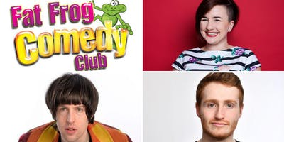 Fat Frog Comedy with Laura Lexx & Tom Ward
