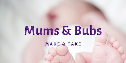 WORKSHOP - Tox Free products Mums & Bubs - Make & Take