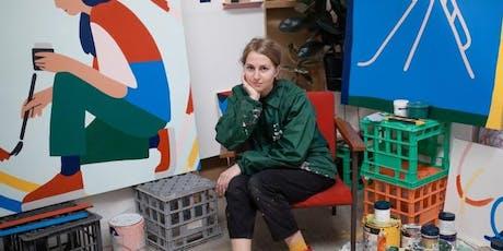 Lunchtime Artist Talk: Carla Mcrae tickets