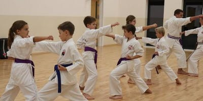 Learn Karate with Samurai Shotokan Karate School
