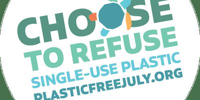Plastic Free July - coffee morning!