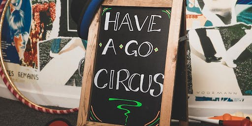Free circus workshop for children in the Vancouver Quarter