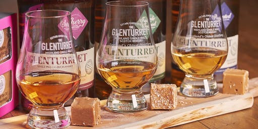 The Glenturret Fusion of Fudge Launch Evening