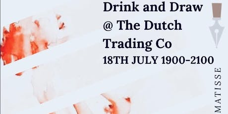 Life Drawing in Victoria Park @ the Dutch Trading Co tickets