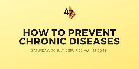 How to prevent chronic diseases tickets
