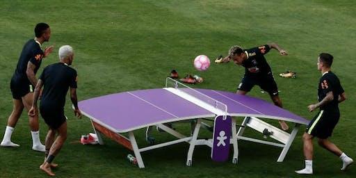 Singapore's First Ever Teqball Tournament