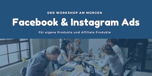 Facebook & Instagram Ads - Der Workshop-Quickie zum Mitmachen