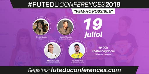 FUTEDU CONFERENCES 2019