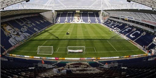 Preston North End FC v Stoke City FC(2 Time Credits per ticket - MAX 4 tickets) Wed 21 Aug 2019, 19.45