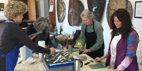 2-day Workshop - Creative Encaustic Painting, Aug 15th & 17th tickets