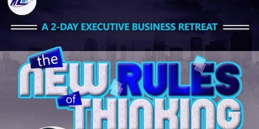 New Rules of Thinking:  A 2-Day Executive Business Retreat