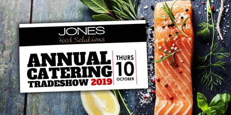 Jones Food Solutions, Annual Catering Tradeshow tickets