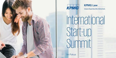 2. International Start-up Summit Tickets