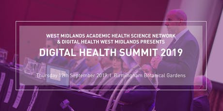 Digital Health Summit 2019 tickets