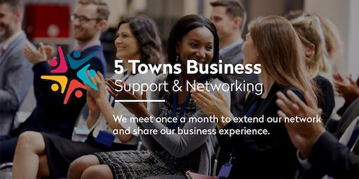 FREE 5 Towns Business Networking July 25th 2019