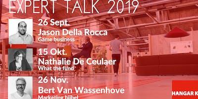 Kopie van Expert Talks: Nathalie De Ceulaer