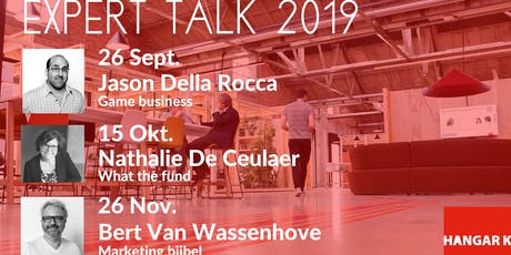 Expert Talks: Nathalie De Ceulaer tickets