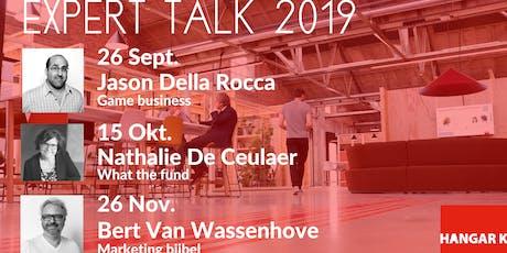Expert Talks: Nathalie De Ceulaer tickets