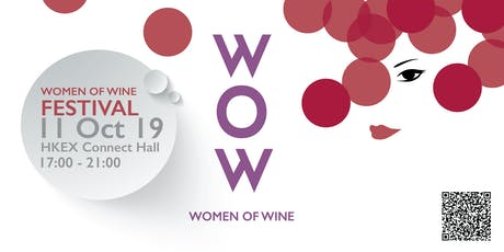 Women of Wine Festival 2019 tickets
