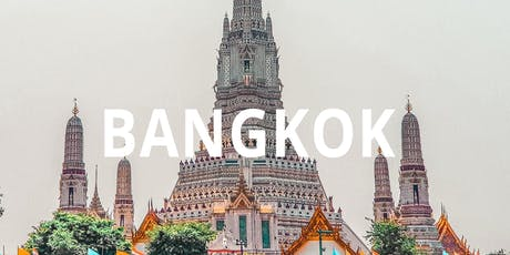 Building Global FinTech Connections: Singapore with Bangkok tickets