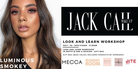 Jack Cail Look and Learn - Luminous Smokey (Morning Session) tickets