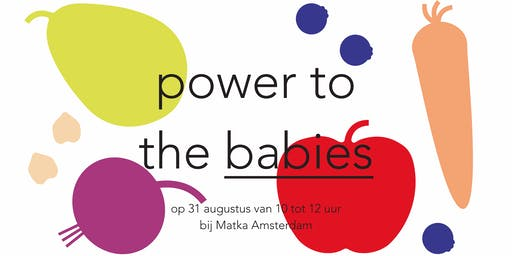 Power to the babies