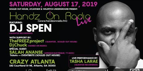 Handz On Radio Live tickets