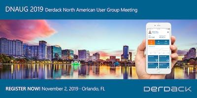 Derdack North American User Group Meeting 2019