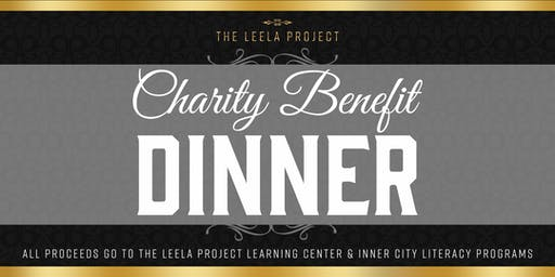 Leela Project Charity Benefit Dinner