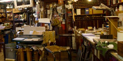 Behind the scenes at Winchester Book Bindery