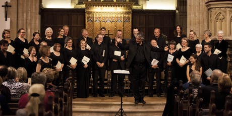 Baroque Collective Singers Concert at St Martin's Chapel tickets