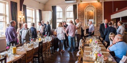 Tewkesbury Business Breakfast Club 25 July 2019 (Networking breakfast)