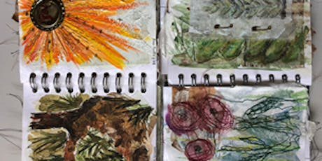 Mixed Media Sketchbooks tickets