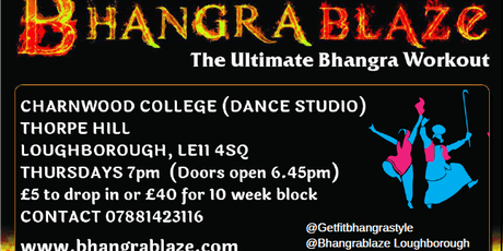 BhangraBlaze Fitness  tickets