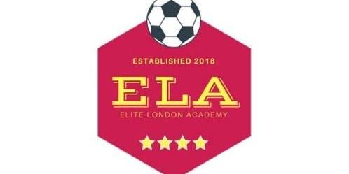 U6/7s FOOTBALLERS for Camden & Regent Park League with Semi-Pro Footballer FA Coach