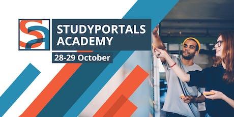 Studyportals Academy 2019 tickets