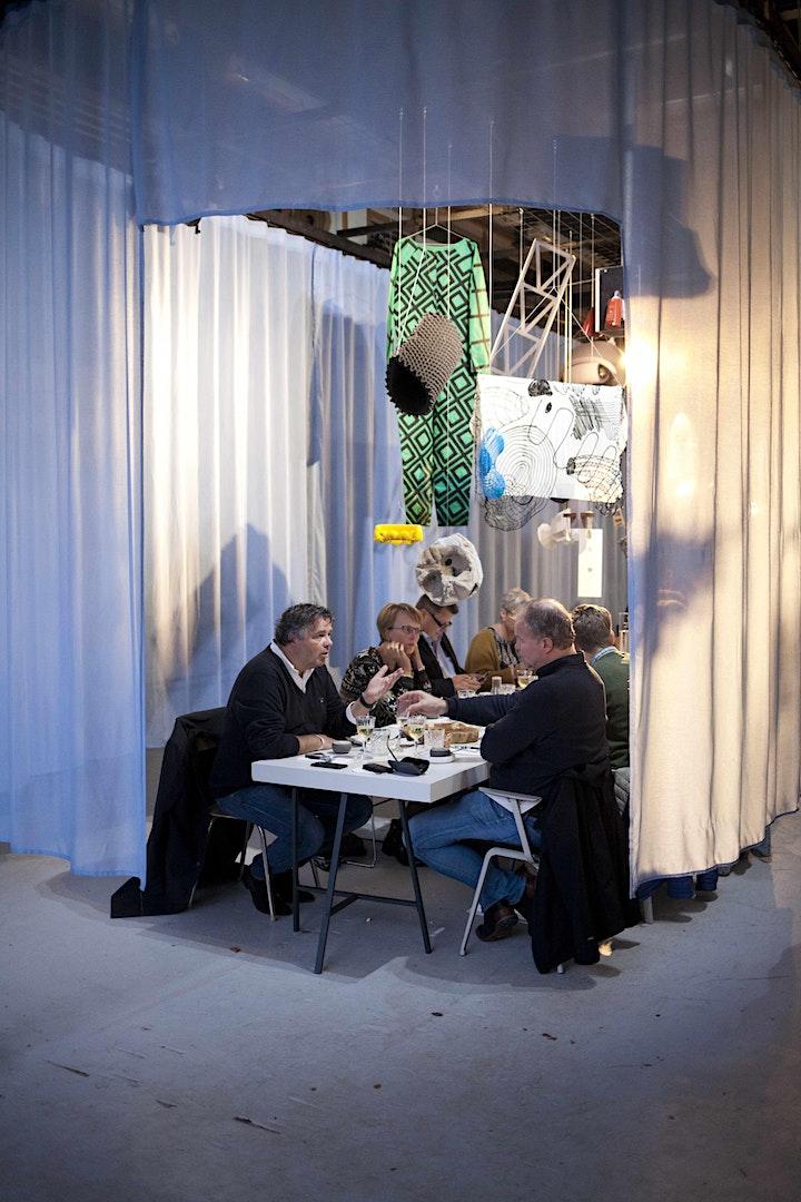 Afbeelding van Atelier Bart Joachim van Uden - Lunch inclusief bijpassende dranken
