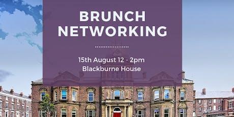 Networking Brunch @ Blackburne House (LAUNCH) tickets