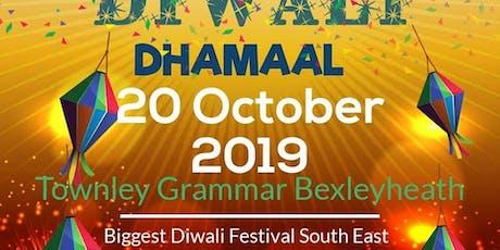 Diwali Dhamaal tickets