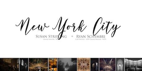 Susan Stripling + Ryan Schembri - NYC Workshop tickets