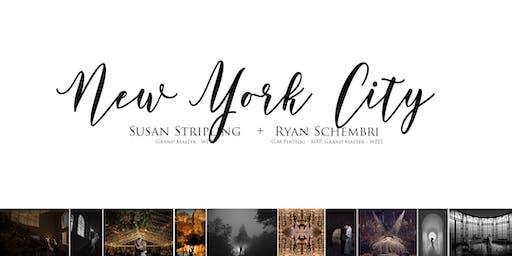 Susan Stripling + Ryan Schembri - NYC Workshop