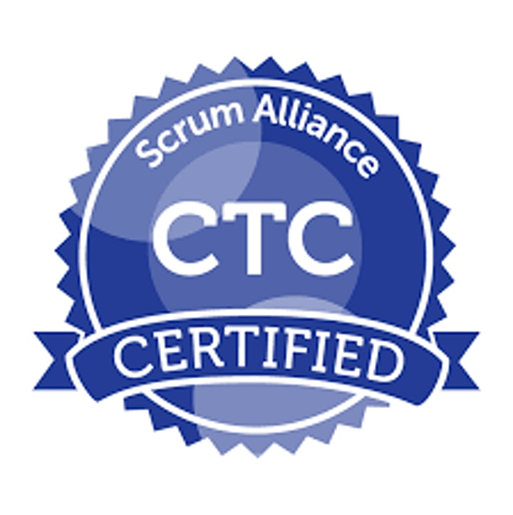 Webcast on Scrum Alliance CTC application image