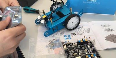 GAMESCOM Family-Workshop: Robotics mit mBot